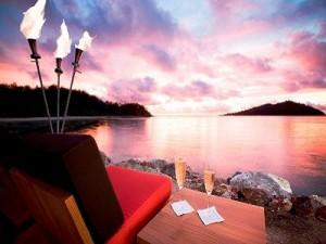 Viajes a Islas Fiji atardecer
