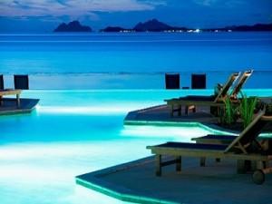 piscinas Islas fiji paraiso