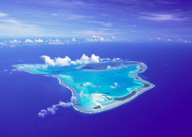 Viajes Islas Cook Aitutaki