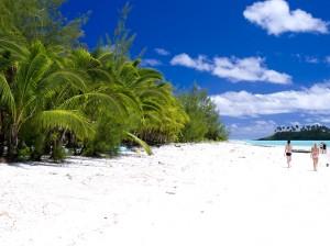 Viajes islas cook playas