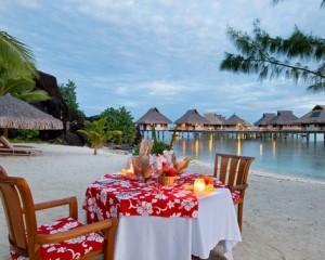 Viajes polinesia romantico