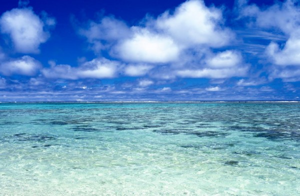 aguas cristalinas islas cook
