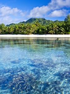aguas paraiso islas cook