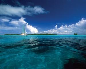 aguas playas polinesia francesa
