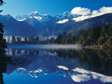 Monte Cook Nueva Zelanda