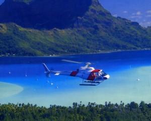 helicoptero viajes a polinesia
