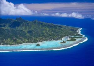islas cook paraiso