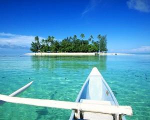 paseos playas paraiso polinesia