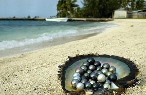 perlas playa islas cook