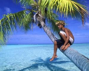 playas paraiso polinesia