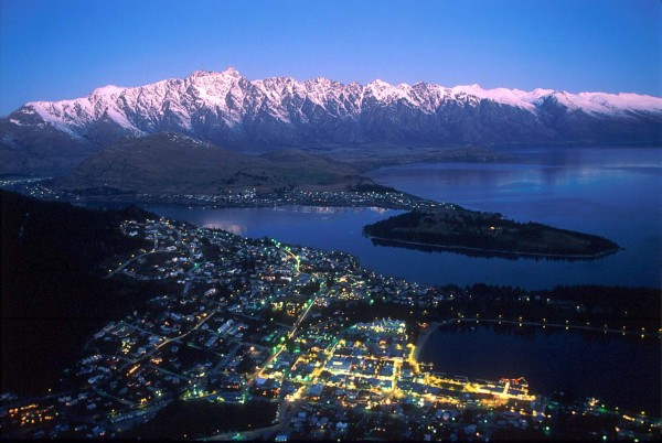 Nueva Zelanda Queenstown