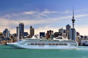 Nueva Zelanda crucero desde Auckland