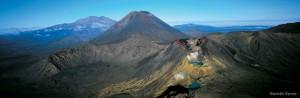 Nueva Zelanda parque nacional tongariro