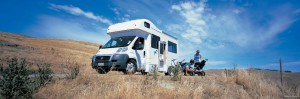 Nueva Zelanda viajar en autocaravana
