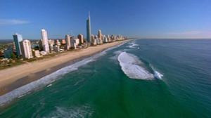 Surf en Australia Surfers Paradise