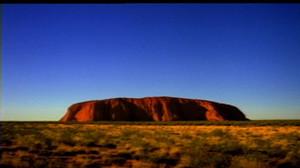 Uluru monolito sagrado Australia