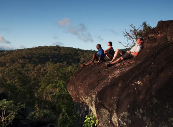 Viajar a Australia silencio
