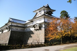 Viajar a Japon Castillo Kanazawa Kanazawa