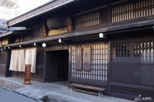Viajar a Japon Kammi Sannomachi Takayama 2