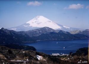 Viajar a Japon  Mt. Fuji y Lago Ashi Hakone 2