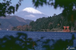 Viajar a Japon Mt. Fuji y Lago Ashi Hakone
