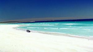 Viajes a Australia Aerial beach