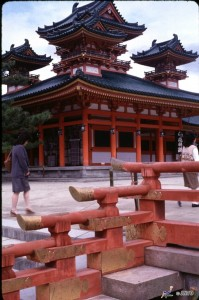 Viajes a Japon Santuario Heian Kyoto