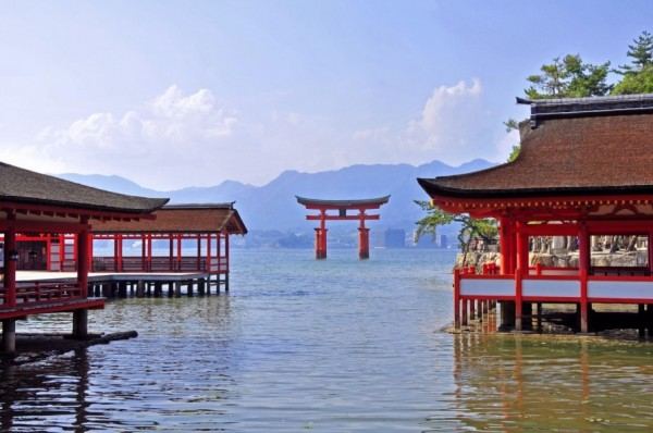 Viajes a Japon Santuario Itsukushima Miyajima