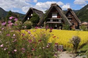 Viajes a Japon Shirakawago Primavera