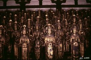 Viajes a Japon Templo Sanjugendo Kyoto