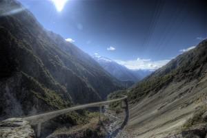 Viajes a Nueva Zelanda Arthur's_Pass