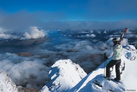 Viajes a Nueva Zelanda Remarkables