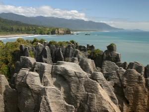 Viajes a nueva Zelanda Punakaiki