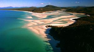Whitehaven  Whitsundays viajes a Australia