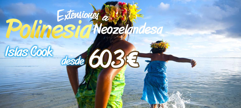 Viajes a Islas Cook