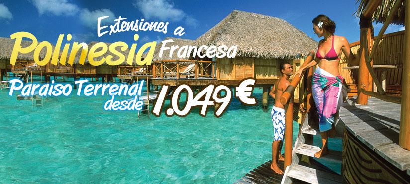 Viajes a Polinesia Francesa