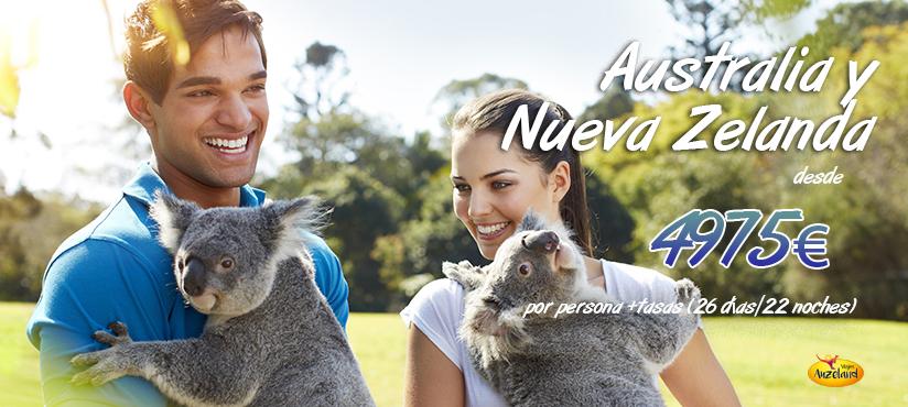 Descubre la magia de Australia y Nueva Zelanda - Auzeland agencia de viajes
